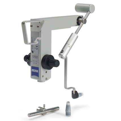 Applanatietonometer AT 020 voor SL 115 Classic, SL 120 en SL 130 productfoto
